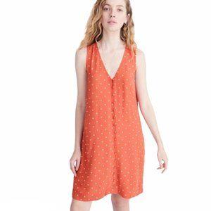 Madewell polka dot dress